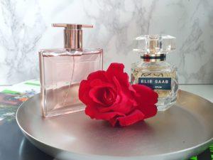 Die Parfums Idôle von Lancôme und Royal von Elli Saab