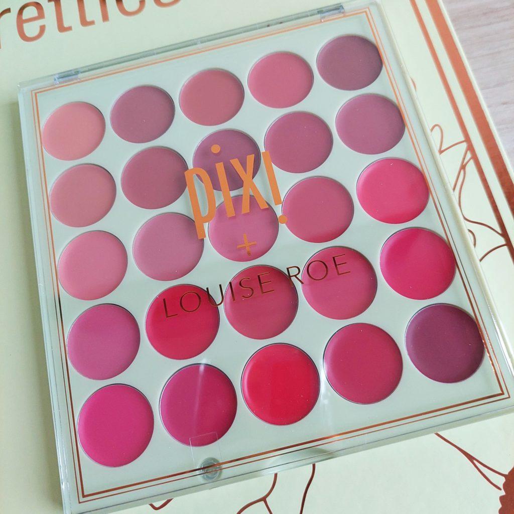 Die Pixi Pretties 2021 Cream Rouge and Lip Palette